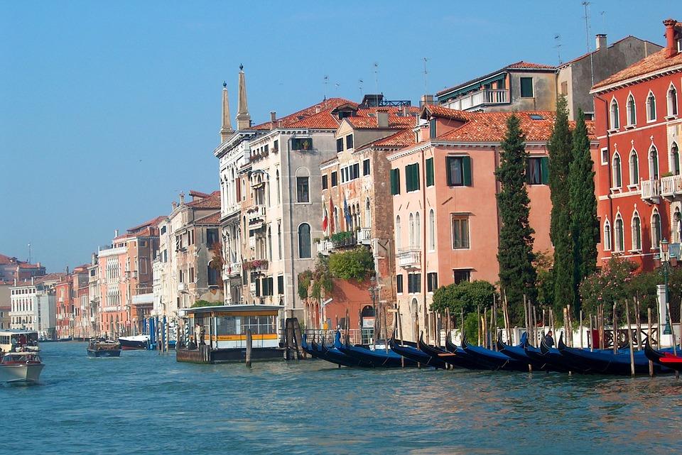 Venice, Travel, Europe, Italy, Tourism, Italian, Canal