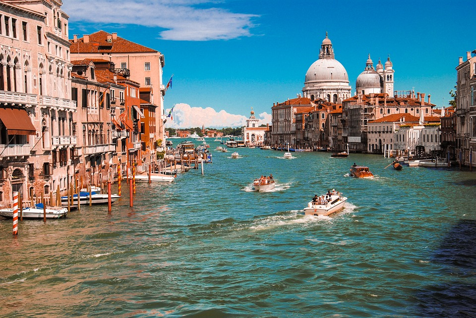 Venice, Europe, Water, Travel, Italy, Architecture