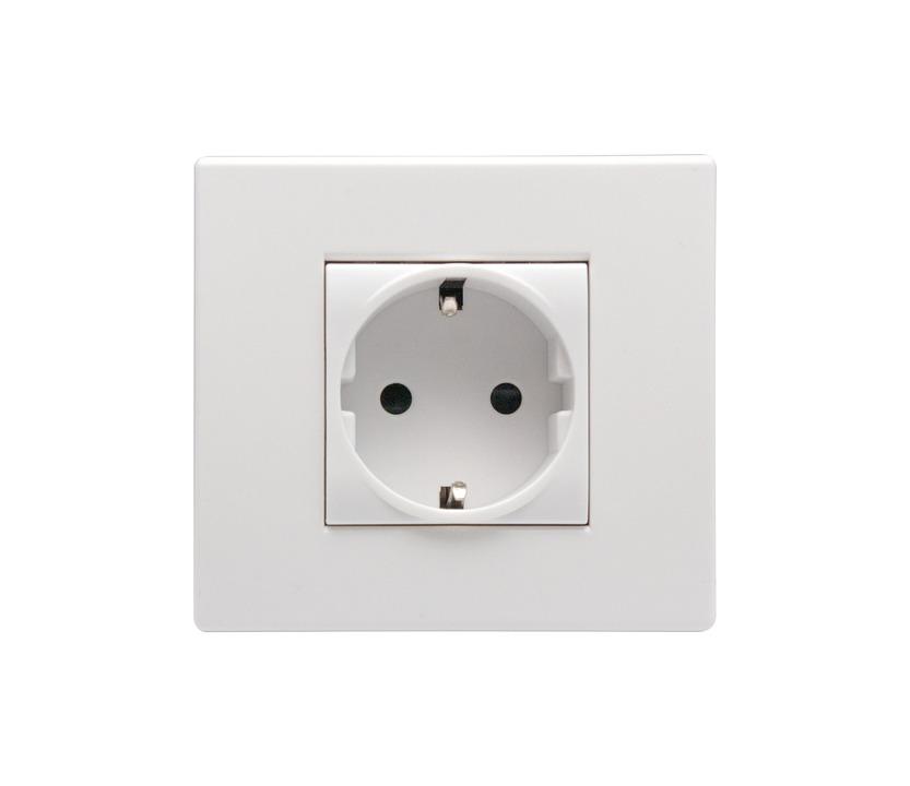 Wall Plug, European Plug, Jack White