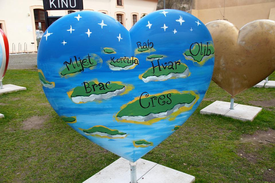 Heart, Europe, Eurosrdce, Commonwealth, Croatia
