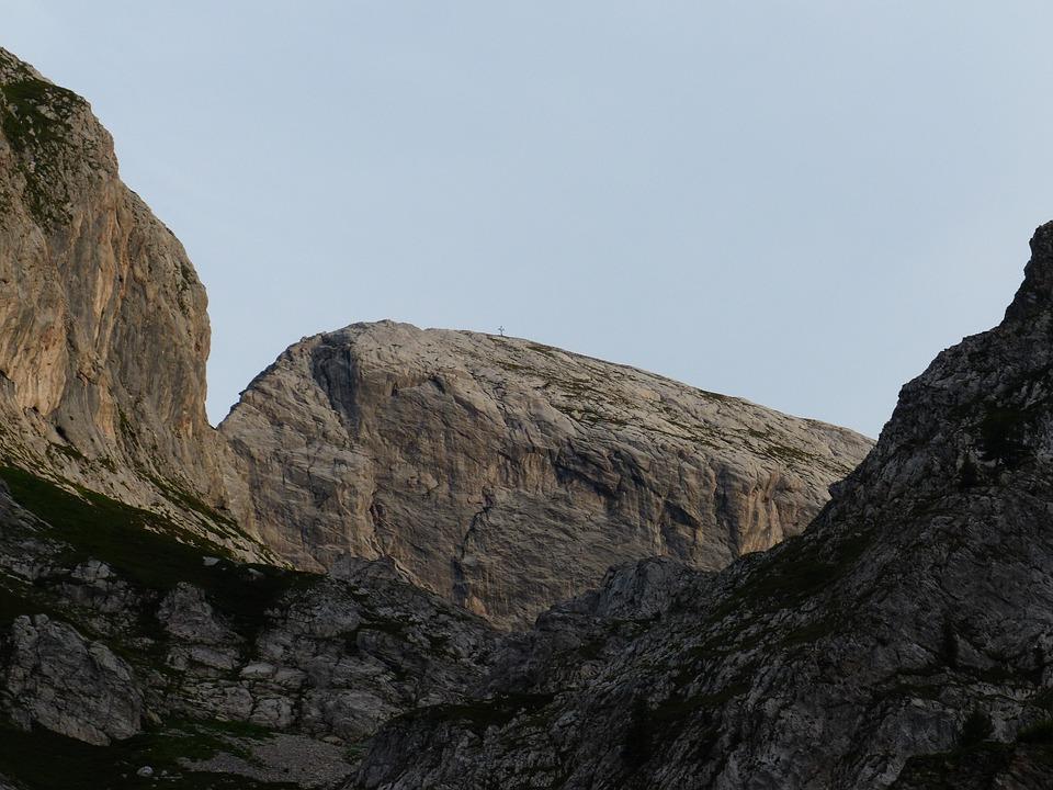 Mountains, Trueb, Even, Trist, Mountain Summit
