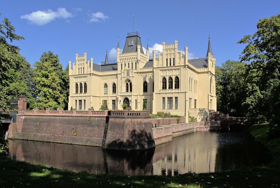 Concluded, Evenburg, Empty, Ostfriesland, Building