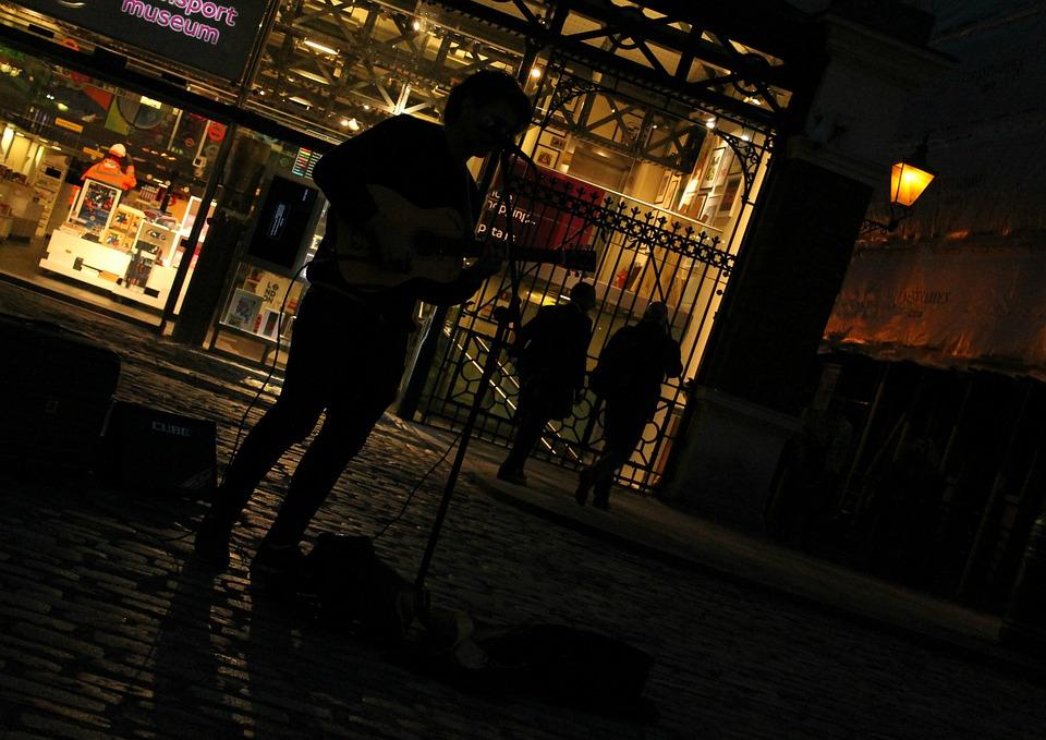 Night, Dark, Music, Boy, Artist, Singer, Evening