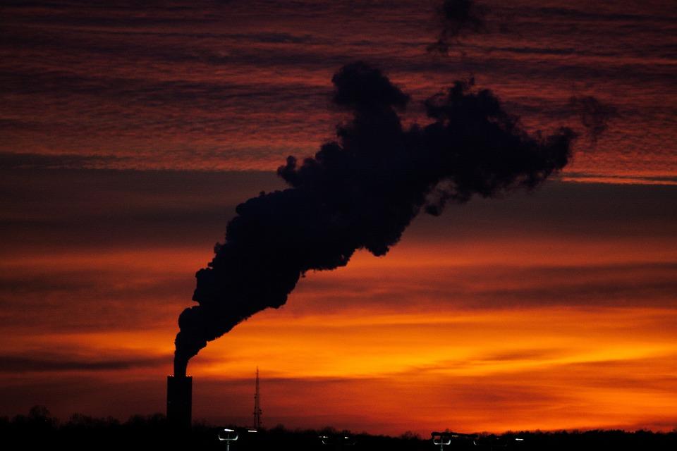 Sunset, Silhouette, Outdoors, Evening, Sky, Dusk