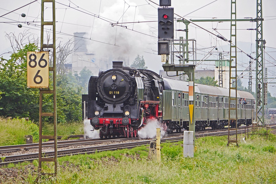 Full Steam, Express Train, Special Train, Event