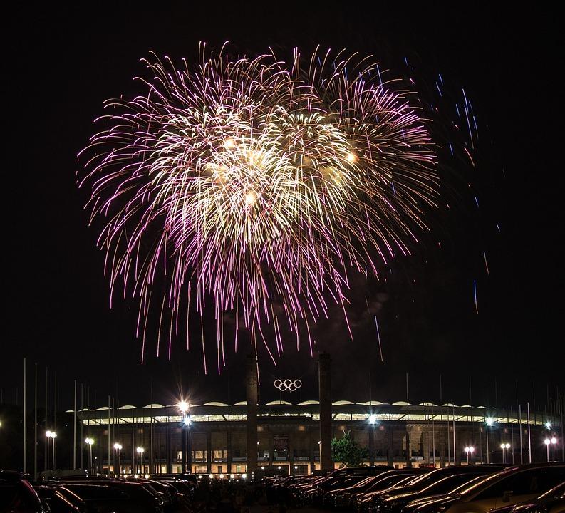 Fireworks, Festival, Rocket, Pyronale, Event, Game