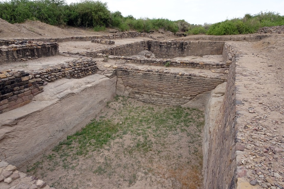 Dholavira, Archaeological Site, Excavation, Ancient