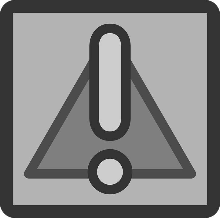 File, Warning, Exclamation, Important, Computer, Sign