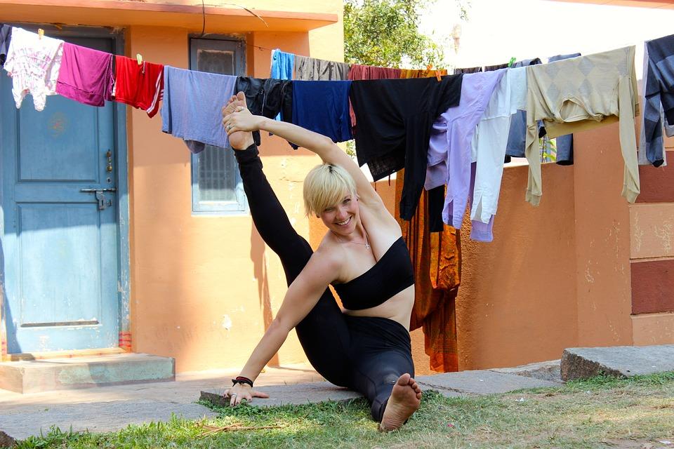 Yoga, Ashtanga, Fitness, Sport, Asana, Pose, Exercise