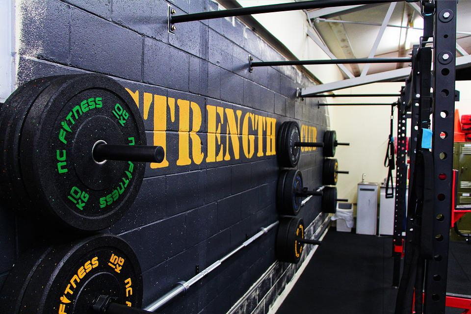 Fitness, Weights, Exercise, Training, Equipment