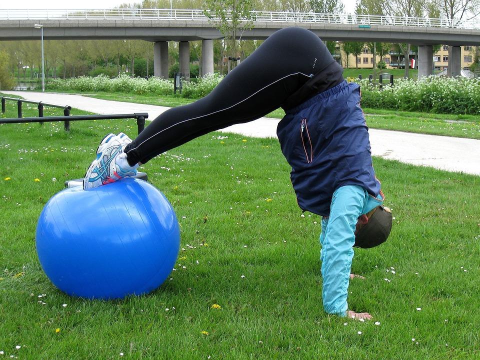 Pikepress, Exercise Ball, Exercisebal