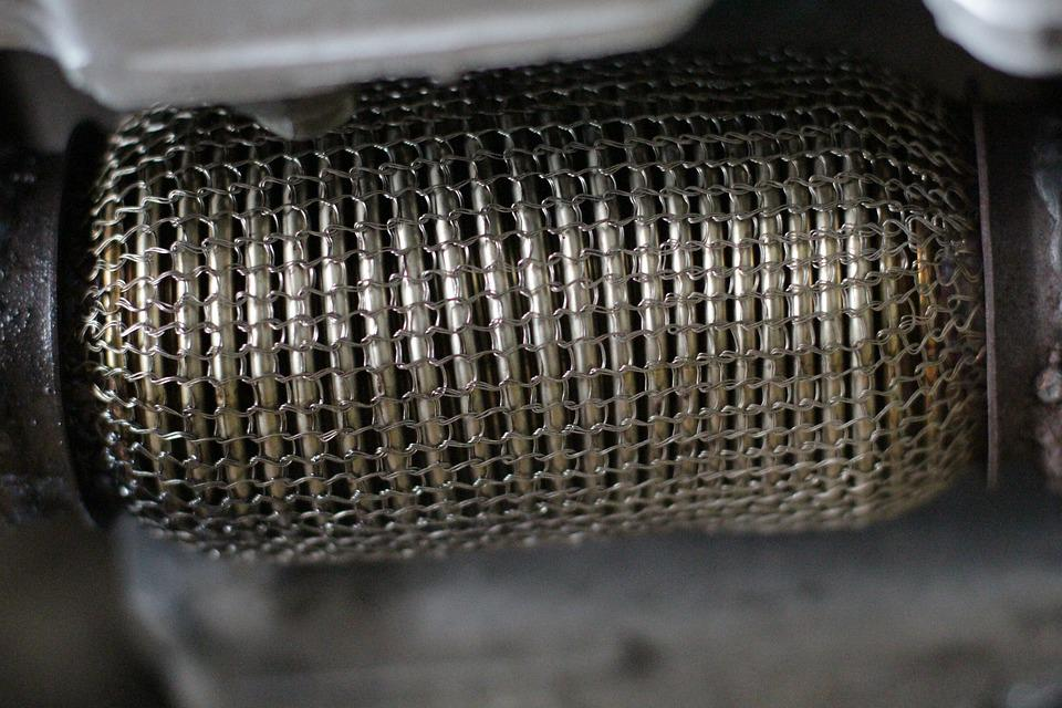 Exhaust, Workshop, Network, Grid, Tool, Craft, Metal
