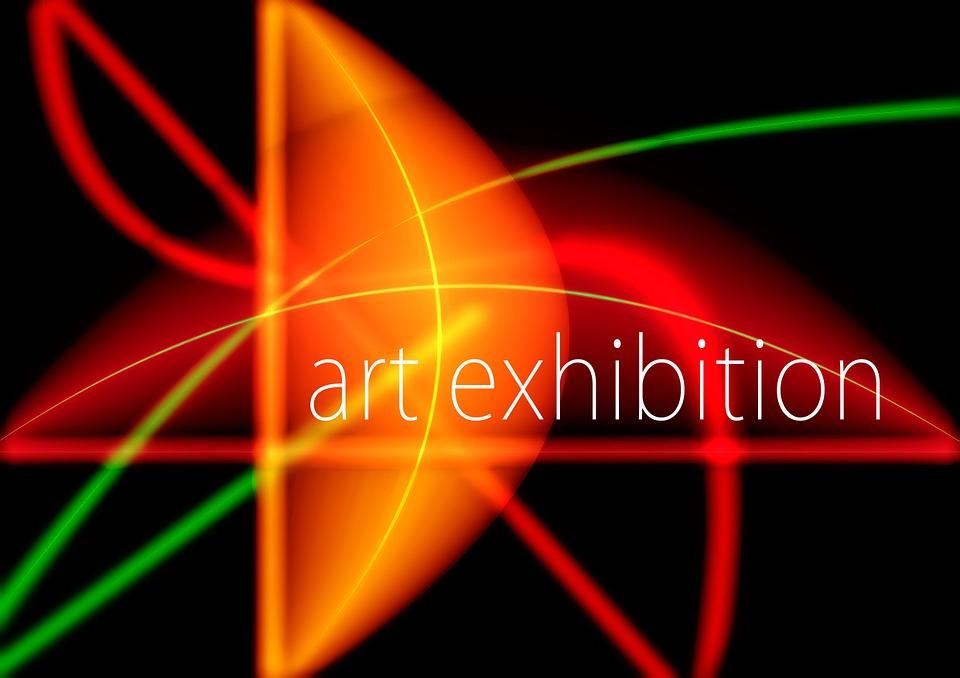 Art, Strokes, Exhibition, Art Exhibition, Lines, Bill