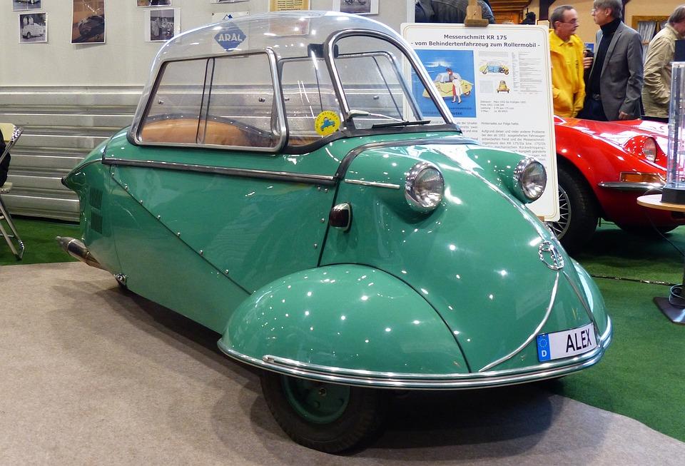 Fair, Exhibition, Oldtimer, Auto, Historically