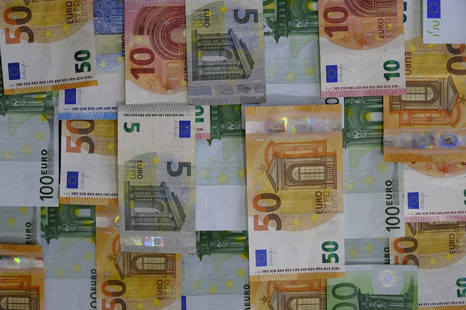 Money, Bank Note, Coins, Euro, Save, Savings, Expensive