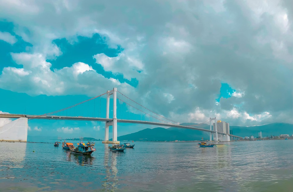 Bridge, Nature, Outdoors, Travel, Exploration, Danang