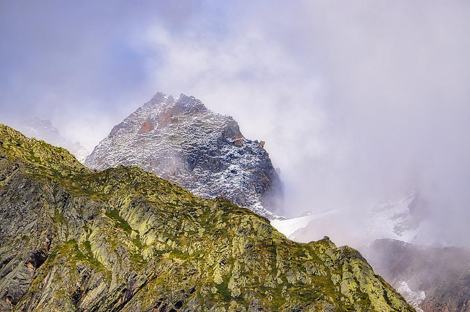 Nature, Mountains, Travel, Exploration, Summit