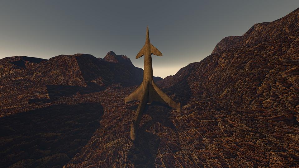Exploration, Planet, Rocket, Astronomy