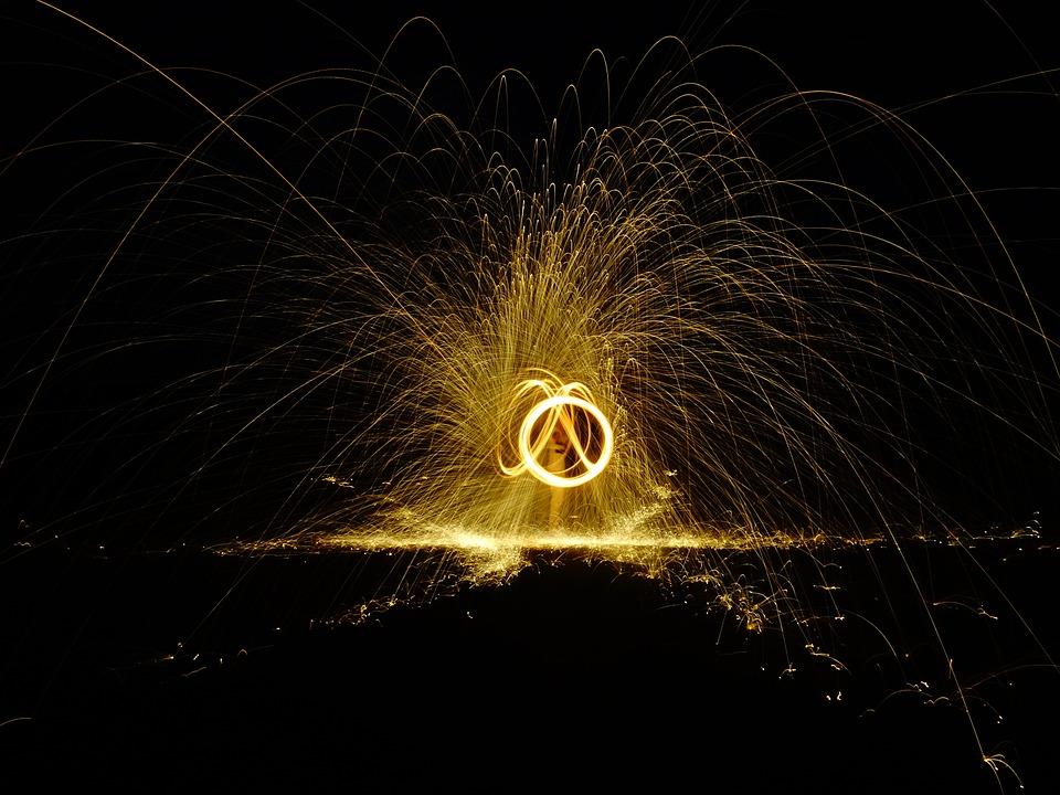Fireworks, Explosion, Festival, Light