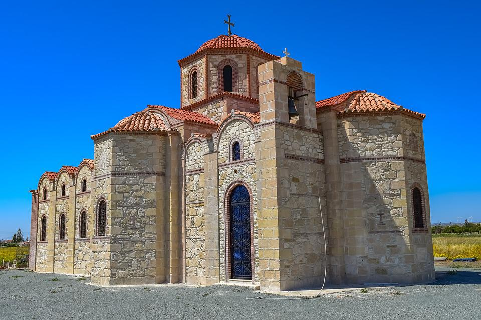 Architecture, Sky, Travel, Building, Church, Exterior