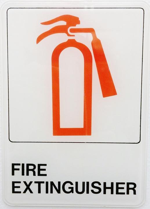 Free photo Extinguisher Fire Extinguisher Fire Sign Symbol - Max Pixel