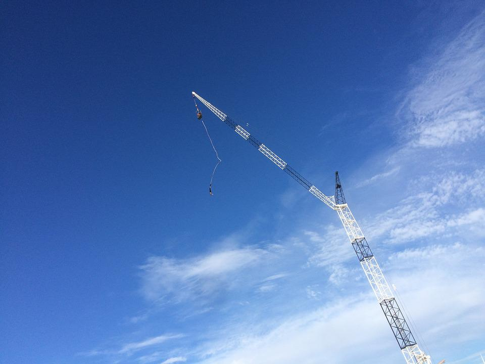 Bungee Jump, Action, Bungee, Extreme, Gravity