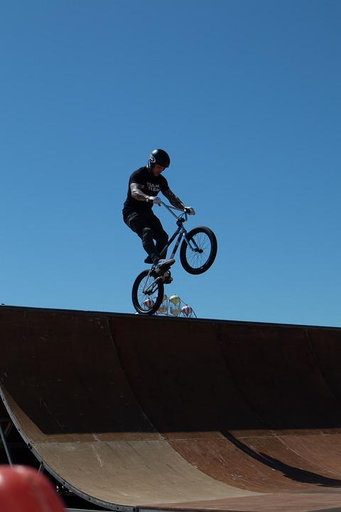 Bmx, Bicycle, Bike, Sport, Ride, Extreme, Lifestyle