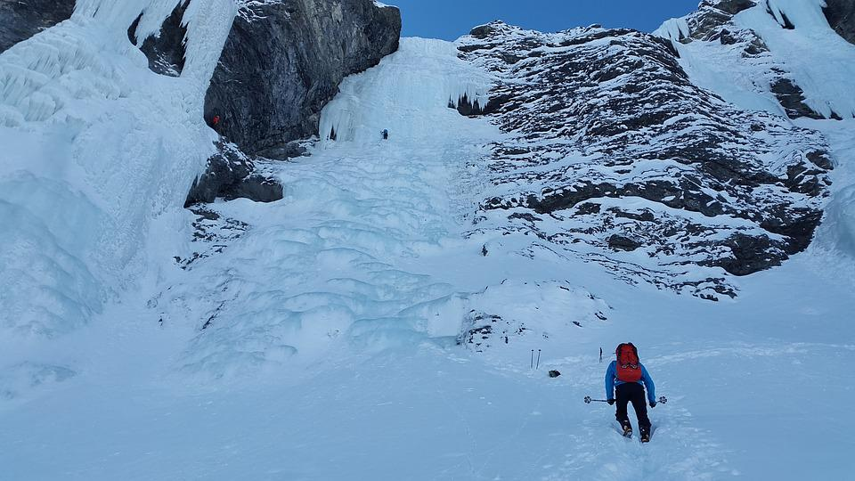 Ice Climbing, Bergsport, Extreme Sports, Alpinism, Cold