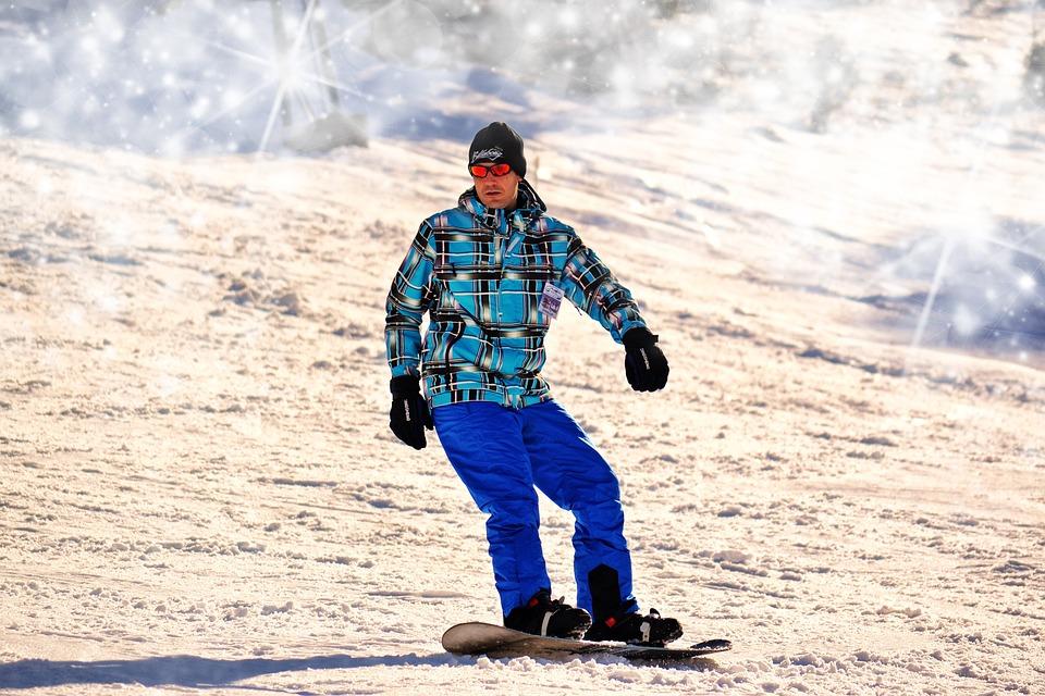 Snowboarding, Man, Winter, Extreme Sports, Snowboard