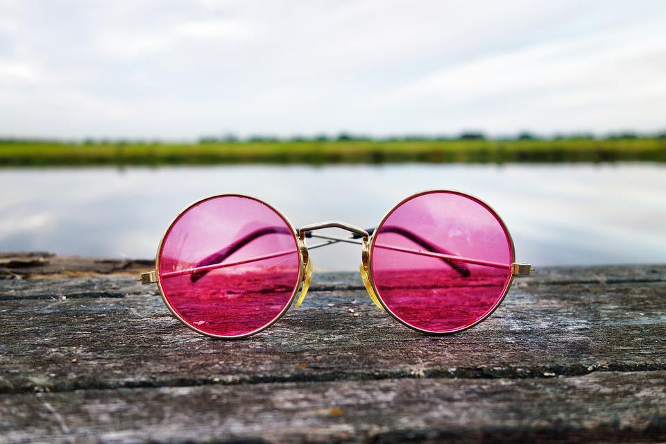 5d1da67e5c76 Free photo Eye Frame Vision Lens Sight Glasses Pink Glasses - Max Pixel