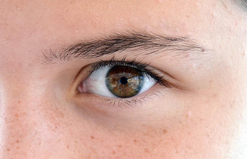 Eye, Body, Look, Person