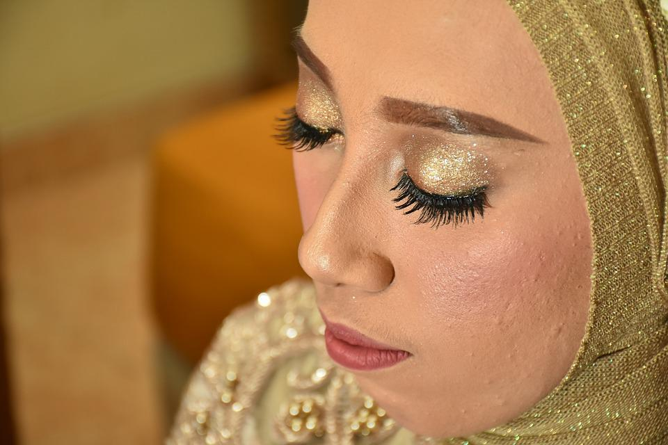 Bride, Make Up, Reception, Face, Zoom, Eyebrow, Fashion
