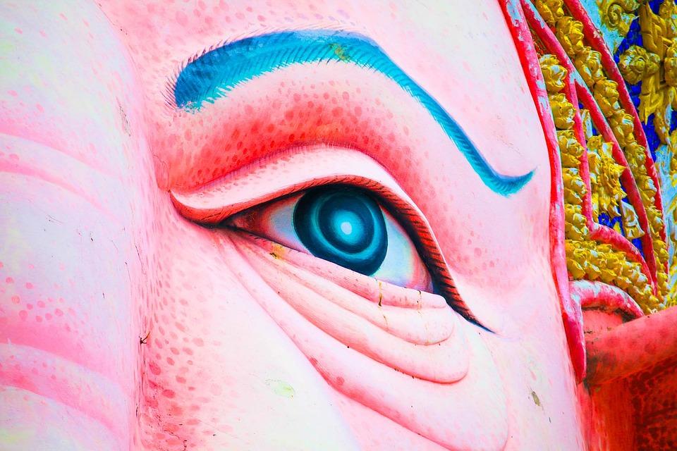 Ganesh, Eyes, Believe In