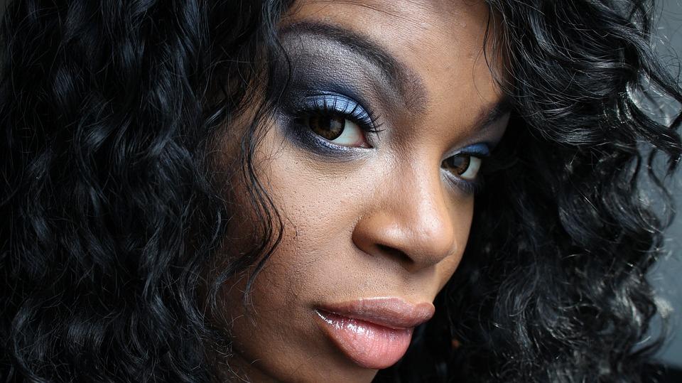 Free Photo Eyes Cosmetics Model Makeup Glamour Eyelashes Max Pixel