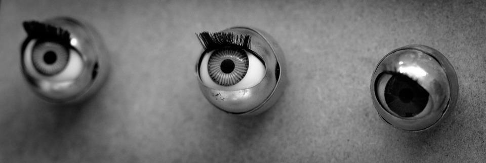Eye, Eyes, Doll