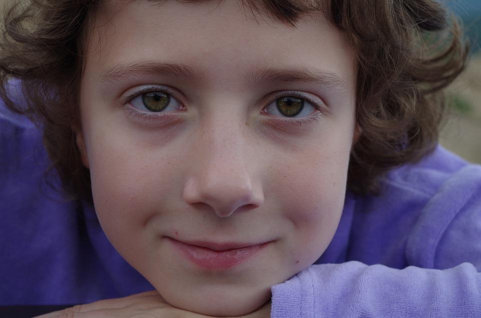 Child, Face, Eyes, Girl, The Effigy
