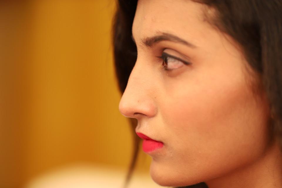 Hot Girl, Face, Eyes, Indian Model Girl