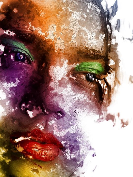 Face, Portrait, Woman, Girl, Eyes, Head, Feminine