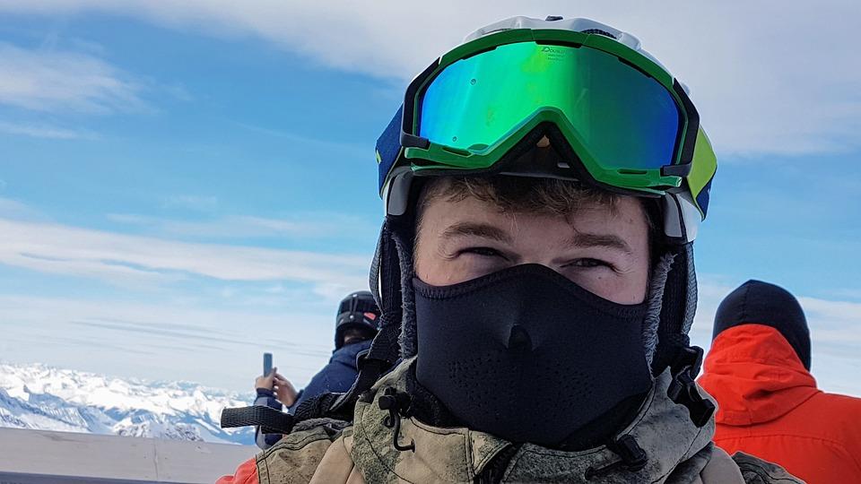 32bf49ae3ed5 Free photo Eyes Ski Mask Winter Sports Ski Glasses Snowboard - Max Pixel