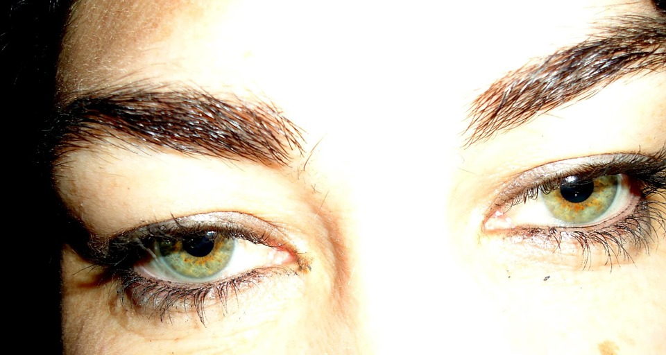 Eyes, Green, Face, Woman, Lady, Female, Girl, Head