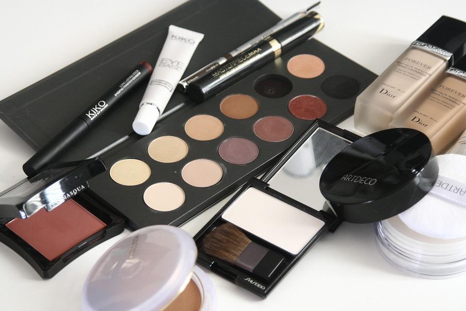 Cosmetics, Makeup, Eyeshadow, Mascara, Palette