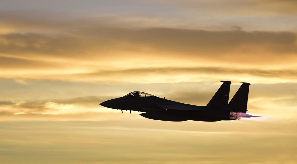 F-15e, Strike Eagle, Nellis Air Force Base