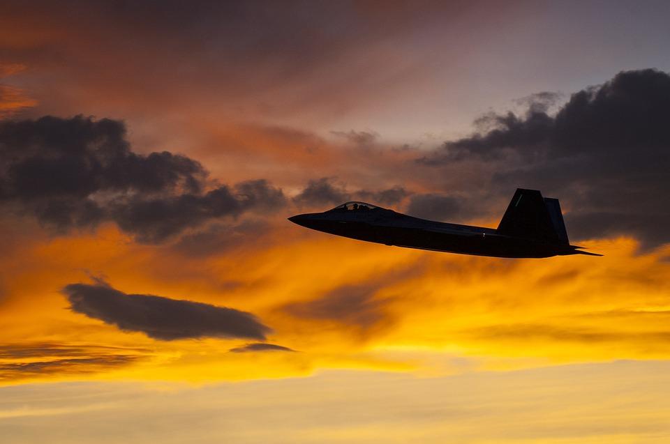 F-22, Raptor, Nellis Air Force Base, Red Flag