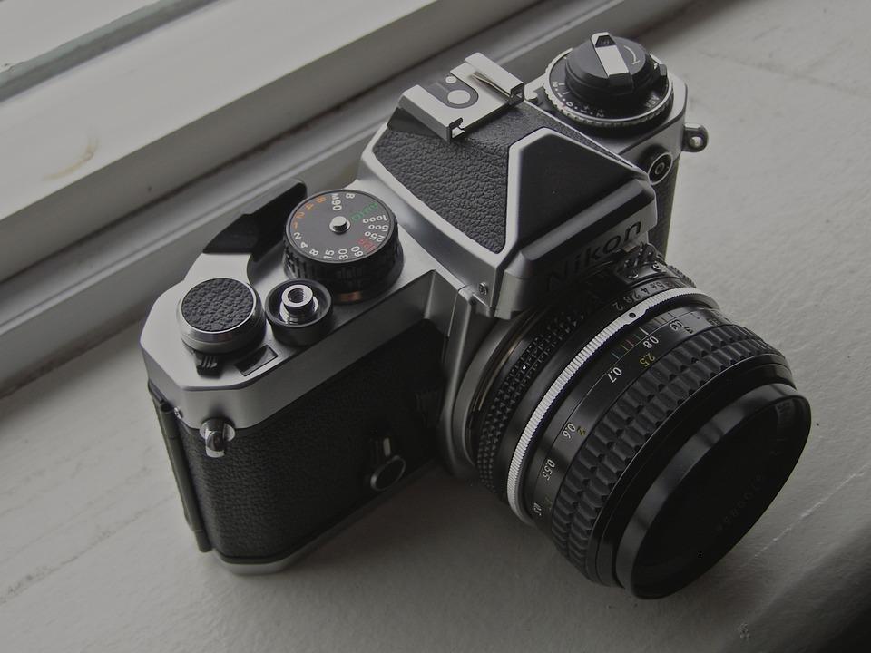 Camera, Nikon, Photography, Film, 35mm, F Stop, Iso