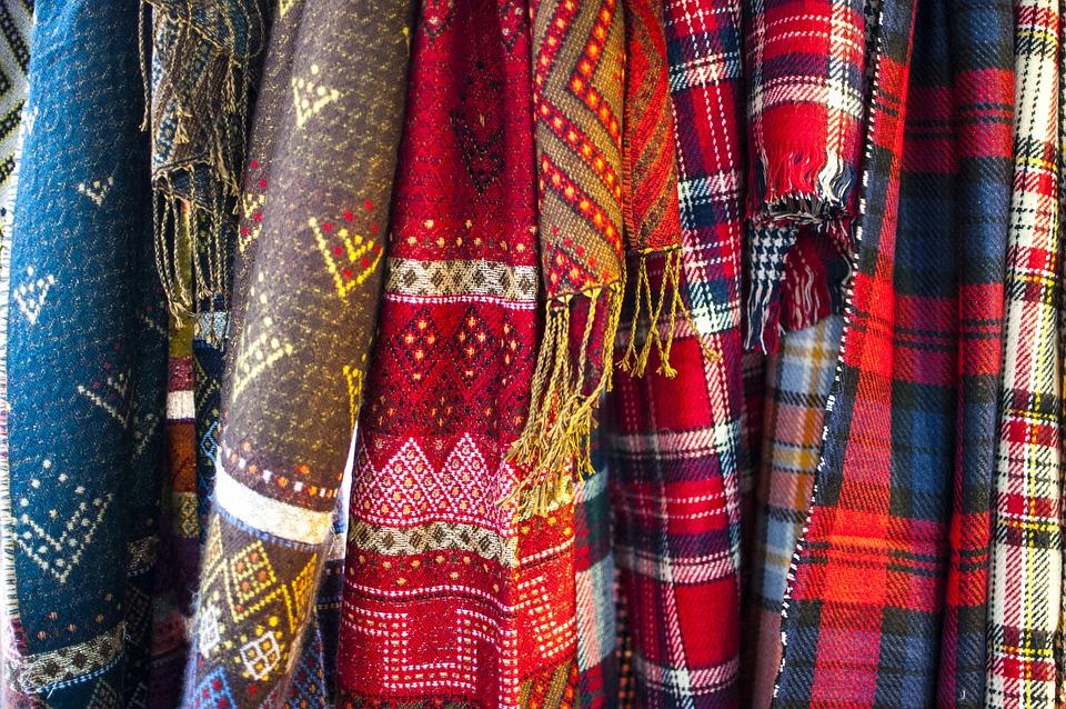 Fabric, Color, Texture, Textile