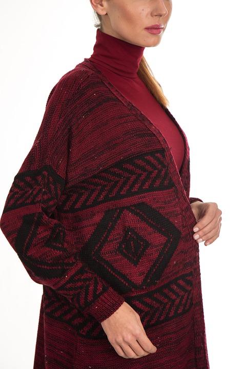 Woman, Model, Fashion, Textile, Fabric, Winter, Clothes