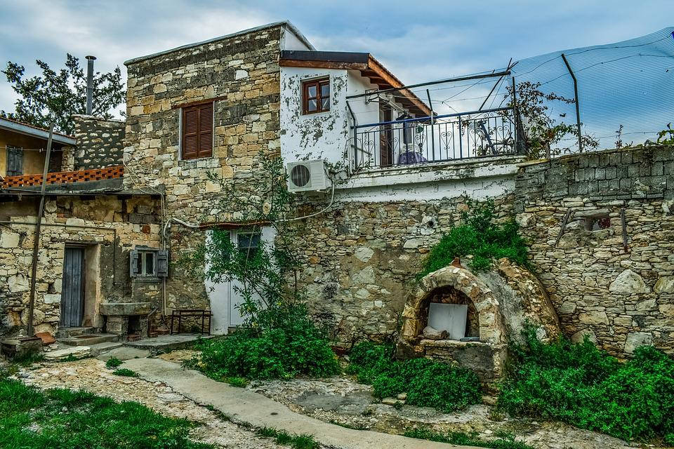 House, Architecture, Old, Building, Facade, Aged