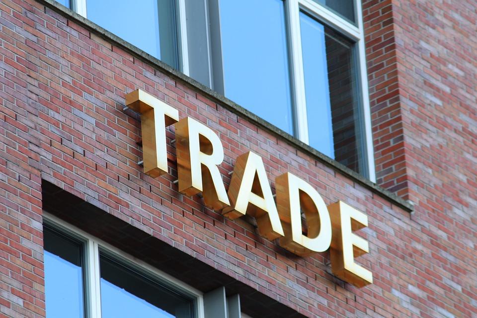 Trade, Hamburg, Facade, Architecture, Building