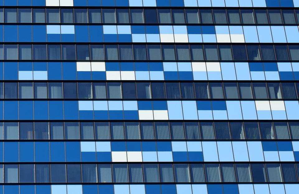 Building, Windows, Facade, Glass Facade, Exterior