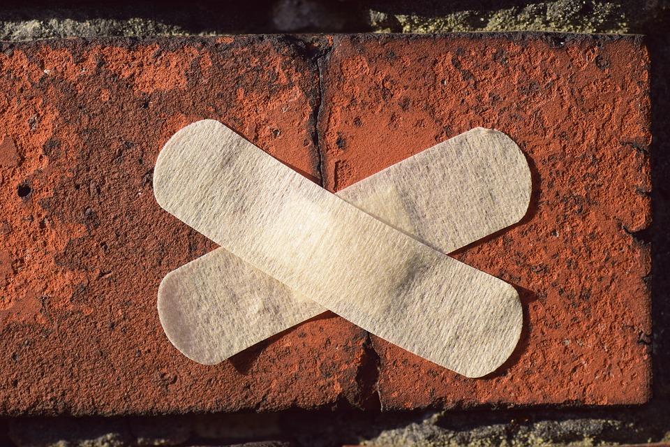 Patch, Stone, Facade, Repair, Setting, Heal, Renovate